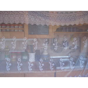 Csipkefüggöny  300cmx260cm