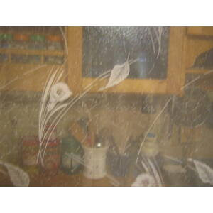 Csipkefüggöny  300cmx180cm
