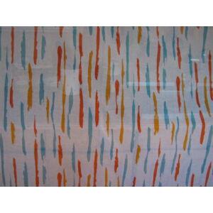 Függöny színes mintával 350x260cm
