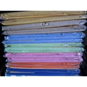 Lepedő halványsárga színben 100% pamut 160cm x 220cm