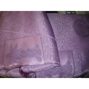 Sötétítő+drapéria+kikötő+bojt lila színben 300cmx230cm