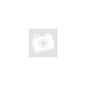 Vastag leopárdpöttyös-csíkos takaró/ pléd 150cm x 200cm