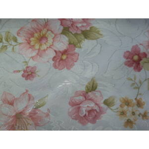 Terítő virág mintával 140x220cm