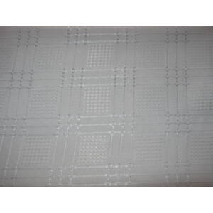 fehér  terítő 160x220cm