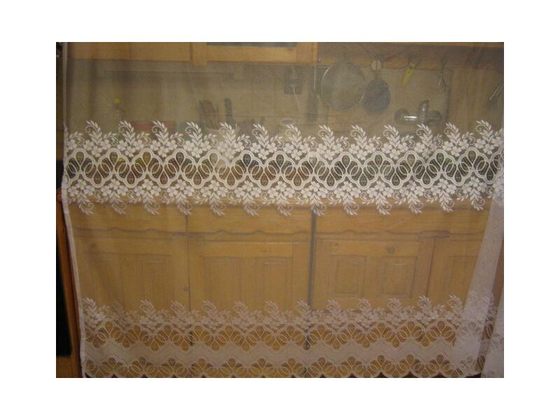 Csipkefüggöny  300x290cm