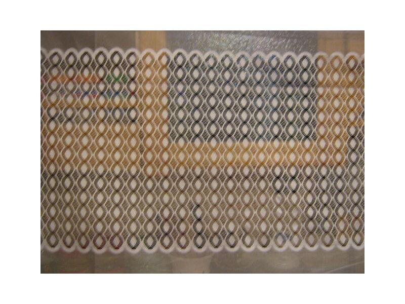 Csipkefüggöny  300x250cm