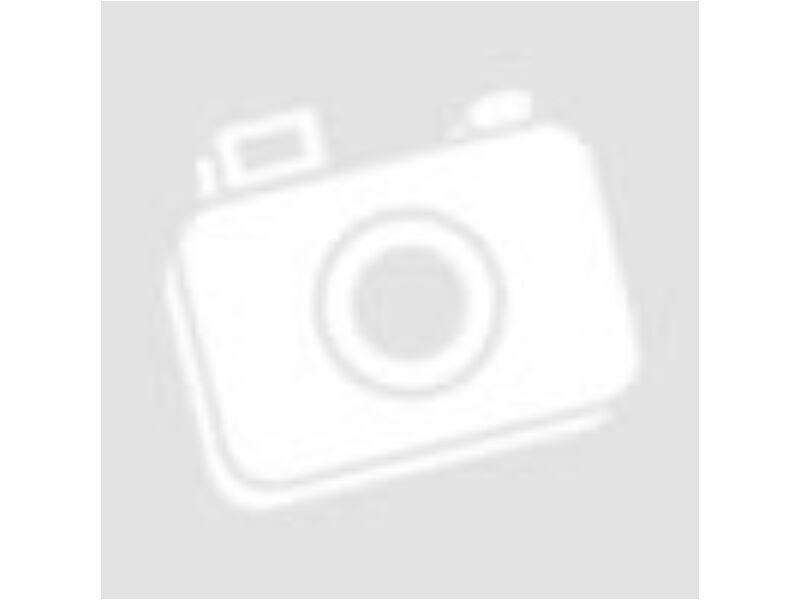 Egyszerűen elegáns, fehér függöny 300x250cm csipkebetéttel