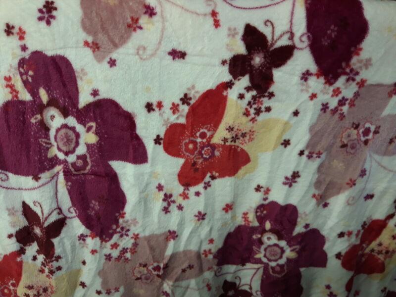 Wellsoft  takaró/pléd színes 200cm x 230cm